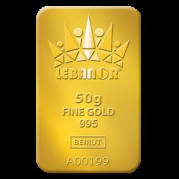 50g Gold Ounce