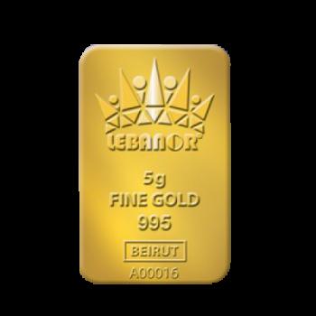 5g Gold Ounce