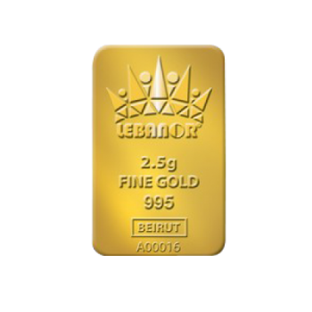 2.5g Gold Ounce