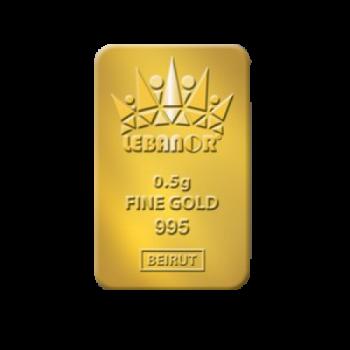 0.5g Gold Ounce
