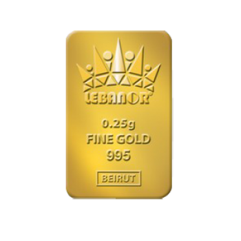 0.25g Gold Ounce
